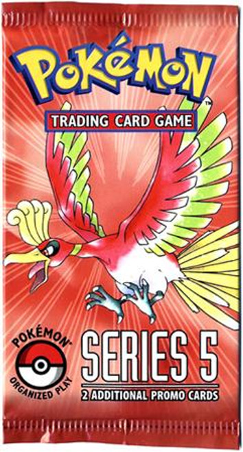 Pokemon Organized Play Series 5 Booster Pack POP5