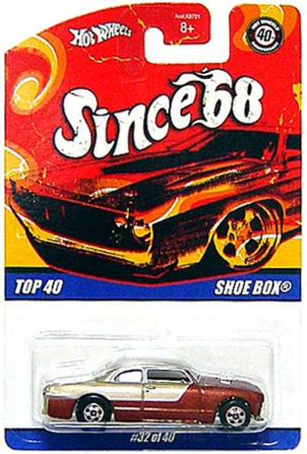 Hot Wheels Since '68 Top 40 Shoe Box Diecast Vehicle #32