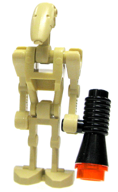 LEGO Star Wars Loose Battle Droid Minifigure [Loose]