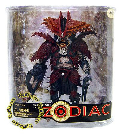 McFarlane Toys Warriors of the Zodiac Series 1 Cancer Action Figure