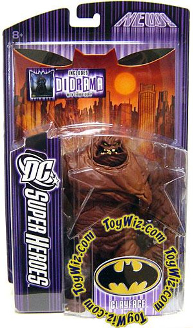 DC Batman Super Heroes Clayface Action Figure