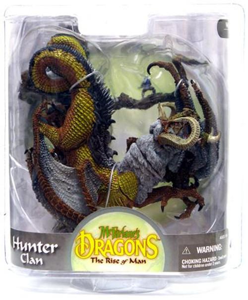 McFarlane Toys McFarlane's Dragons The Rise of Man Series 8 Hunter Clan 2 Action Figure