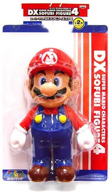Super Mario DX Sofubi Series 4 Mario 9-Inch Vinyl Figure