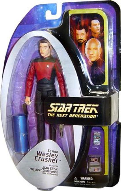 Star Trek The Next Generation Wesley Crusher Action Figure [Season 4]
