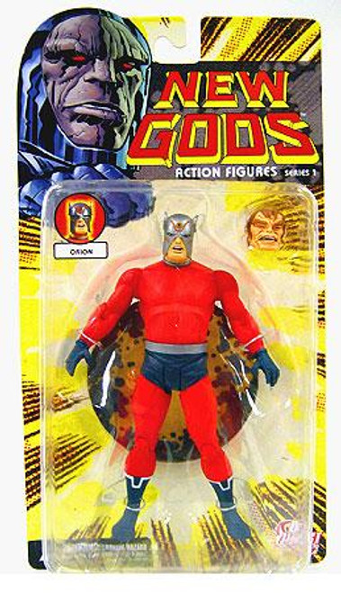 DC New Gods Series 1 Orion Action Figure