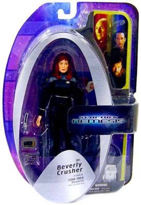 Star Trek Nemesis TNG Series 5 Dr. Beverly Crusher Action Figure [Nemesis]