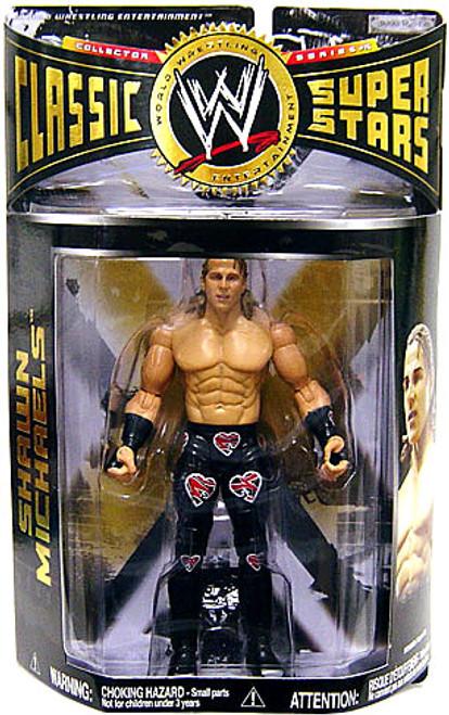 "WWE Wrestling Classic Superstars Series 15 Shawn Michaels ""Screw Job Match"" Action Figure"