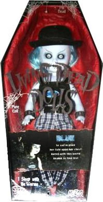 Living Dead Dolls Series 9 Blue Doll