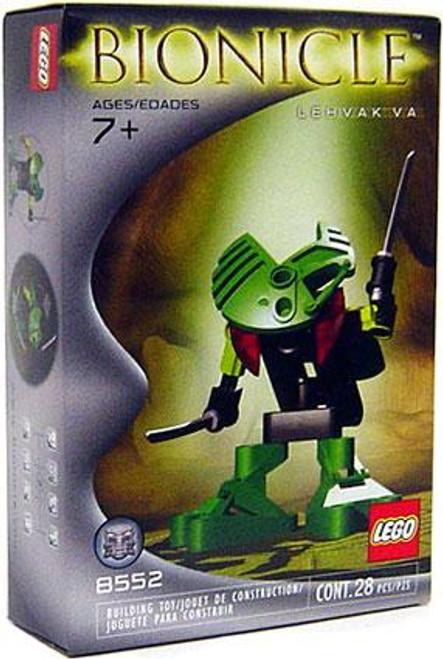 LEGO Bionicle Lehvak Va Set #8552