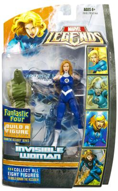 Marvel Legends Fantastic Four Invisible Woman Action Figure