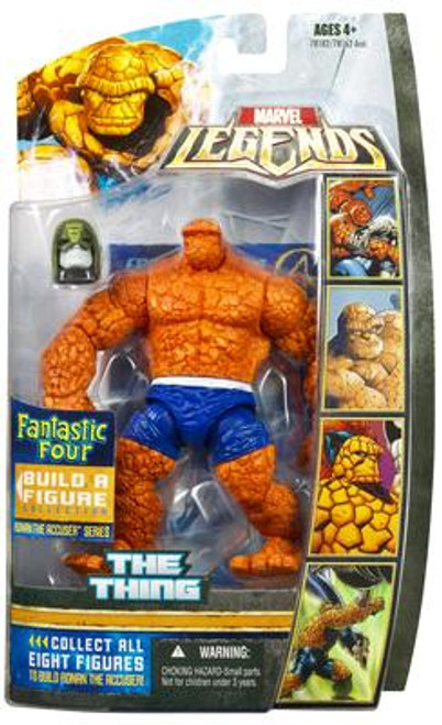 Marvel Legends Fantastic Four Thing Action Figure