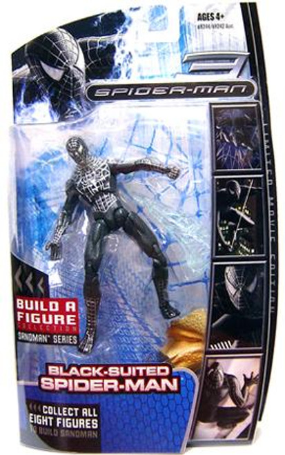 Marvel Legends Spider-Man 3 Spider-Man Action Figure [Black Suit]