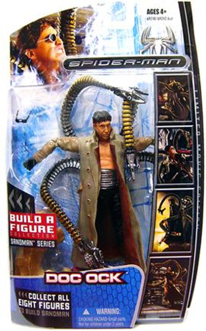 Marvel Legends Spider-Man 3 Doc Ock Action Figure