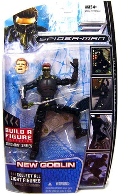 Marvel Legends Spider-Man 3 New Goblin Action Figure