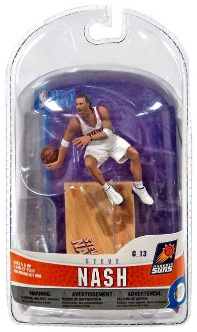 McFarlane Toys NBA Phoenix Suns Sports Picks 3 Inch Mini Series 5 Steve Nash Mini Figure