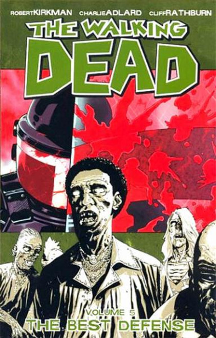 Image Comics The Walking Dead Vol 5 Trade Paperback #5 [Best Defense]
