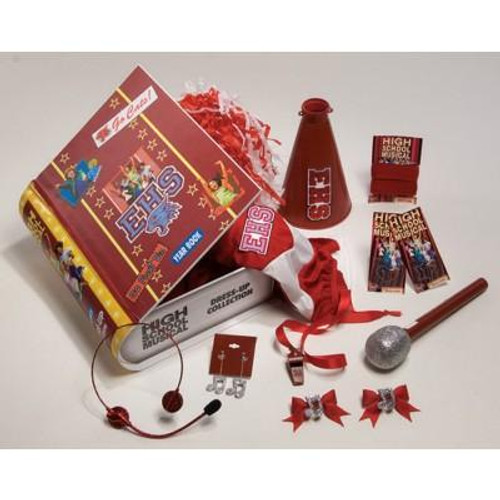 Disney High School Musical Cheerleader Dress-Up Yearbook Kit #37481