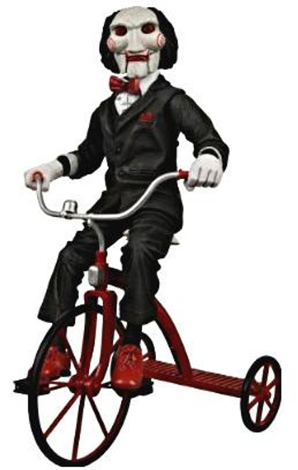 NECA Billy the Jigsaw Puppet 12 Inch Action Figure [With Tricycle]