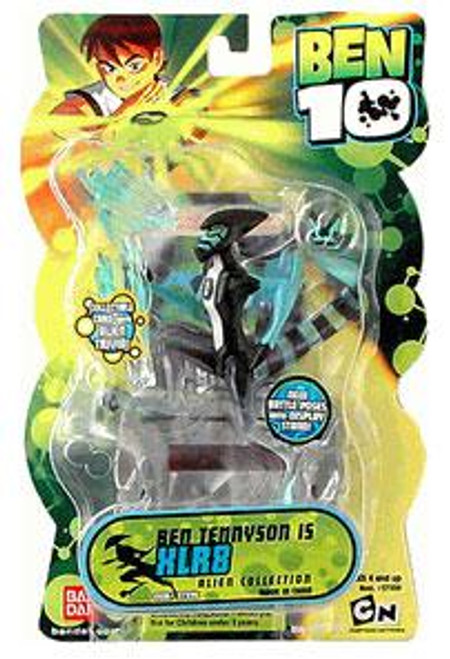 Ben 10 Alien Collection Series 2 XLR8 Action Figure