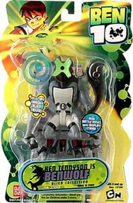 Ben 10 Alien Collection Series 2 Benwolf Action Figure