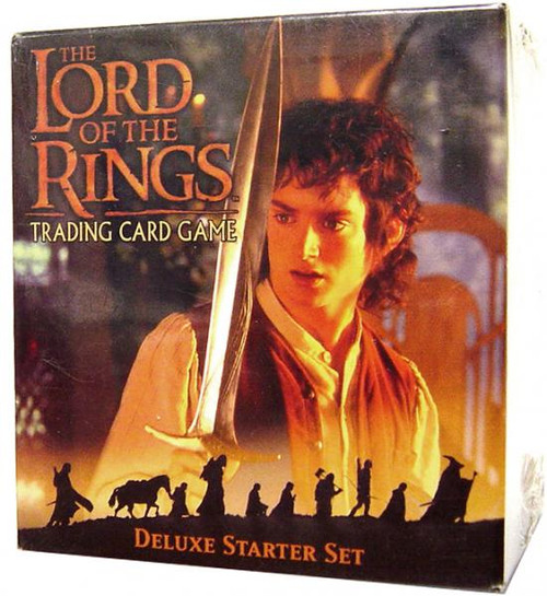 Trading Card Game The Lord of the Rings Deluxe Starter Deck