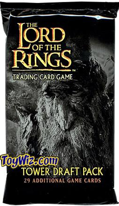 The Lord of the Rings Trading Card Game Tower Draft Pack Booster Pack