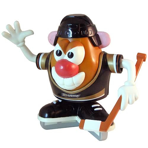 NHL Sports Spuds Anaheim Mighty Ducks Mr. Potato Head