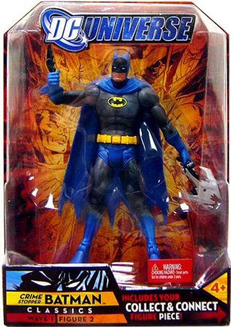 DC Universe Classics Wave 1 Crime Stopper Batman Action Figure #2