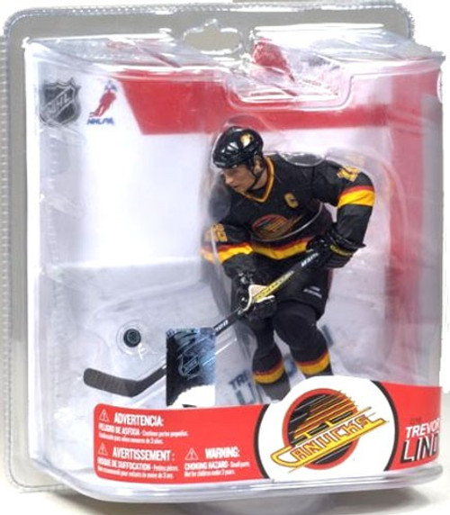 McFarlane Toys NHL Vancouver Canucks Sports Picks Series 17 Trevor Linden Action Figure