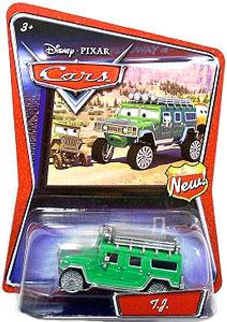 Disney Cars Series 2 TJ Diecast Car