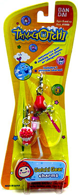 Tamagotchi Gotchi Gear Charms Ichigotchi Accessory Set