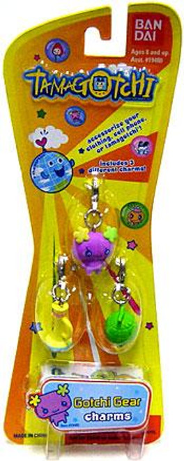 Tamagotchi Gotchi Gear Charms Viloletchi Accessory Set