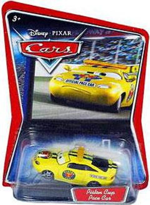 Disney Cars Series 2 Piston Cup Pace Car Diecast Car