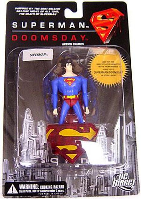 DC Superman Doomsday Superman Action Figure