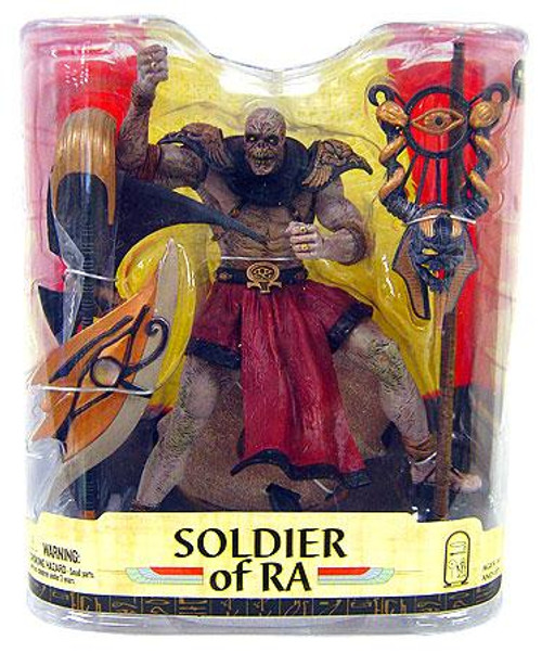 McFarlane Toys Spawn Series 33 Age of Pharaohs Soldier of Ra Action Figure