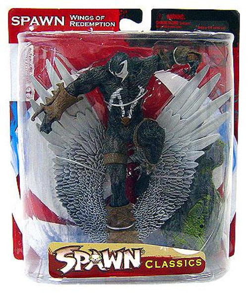 McFarlane Toys Series 34 Neo-Classics Wings of Redemption Spawn 2 Action Figure