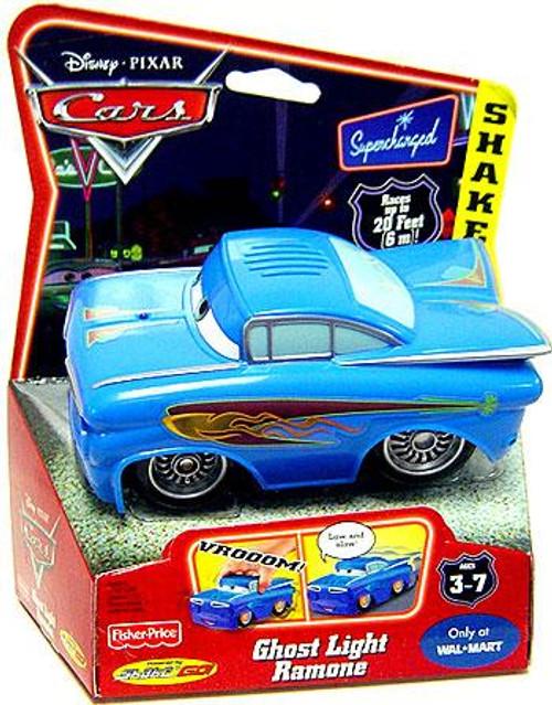 Disney Cars Shake 'N Go Ghost Light Ramone Exclusive Shake 'N Go Car