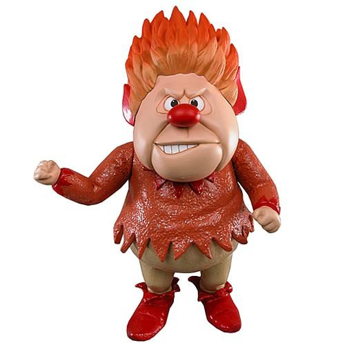 NECA The Year Without Santa Claus Heat Miser Action Figure