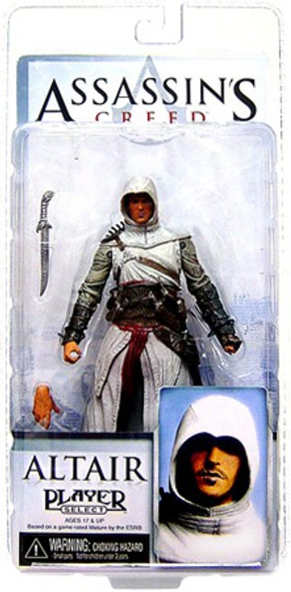 NECA Assassin's Creed Player Select Altair Action Figure