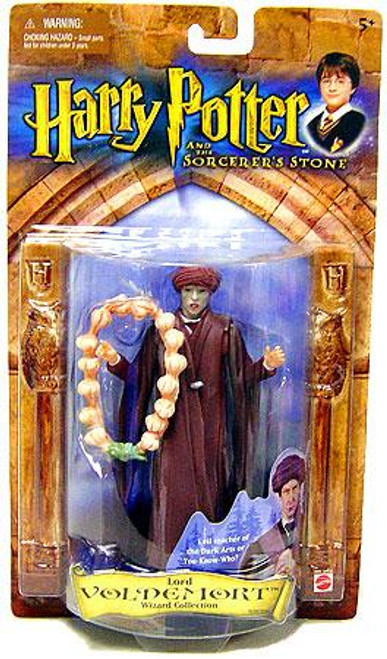 Harry Potter The Sorcerer's Stone Lord Voldemort Action Figure