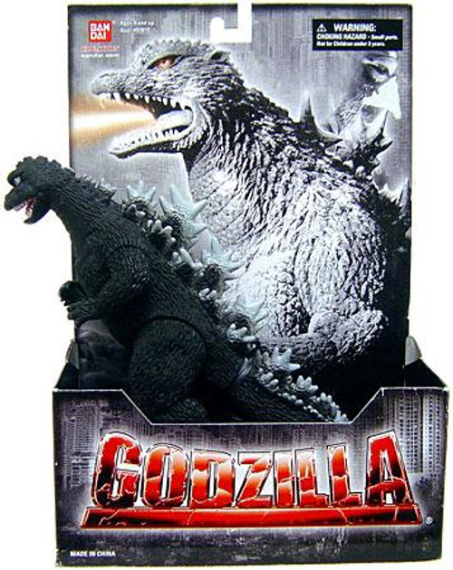 Classic Godzilla 6.5-Inch Vinyl Figure [1968]