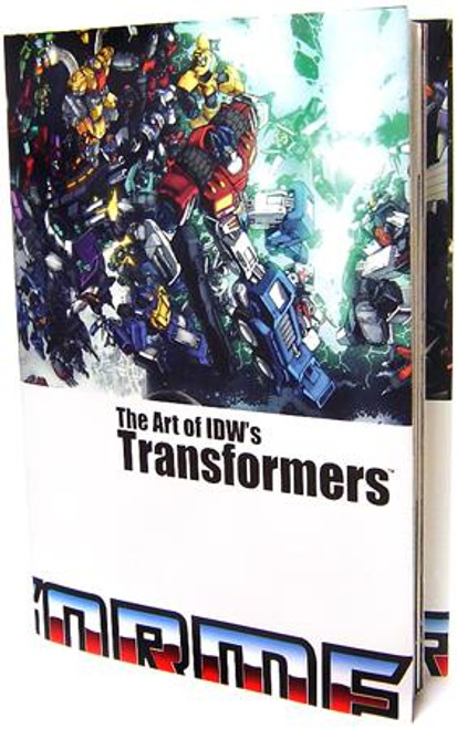 Comic Books The Art of IDW's Transformers Hardcover