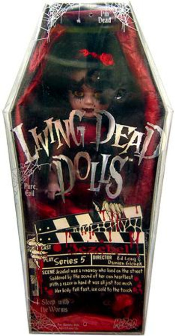 Living Dead Dolls Series 5 Jezebel Doll