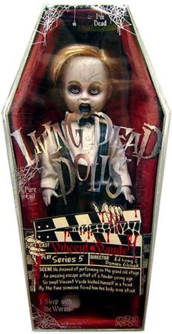 Living Dead Dolls Series 5 Vincent Dolls
