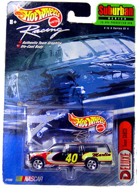 Hot Wheels Deluxe Team SABCO Racing Diecast Vehicle
