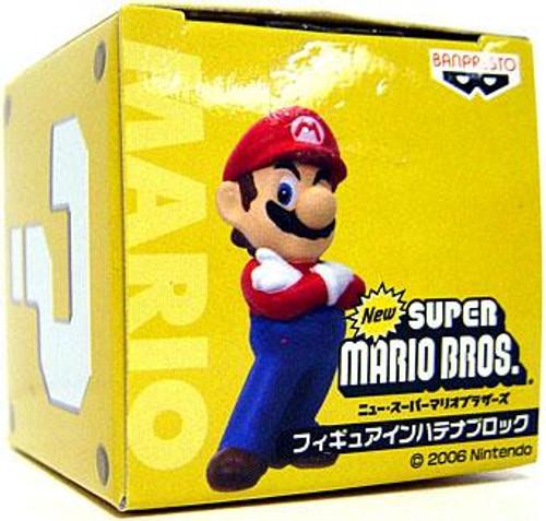 New Super Mario Bros Wii Mario PVC Figure [Boxed]
