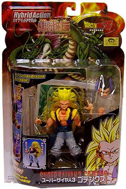 Dragon Ball Z Hybrid Gotenks Action Figure [Super Saiyan 3]