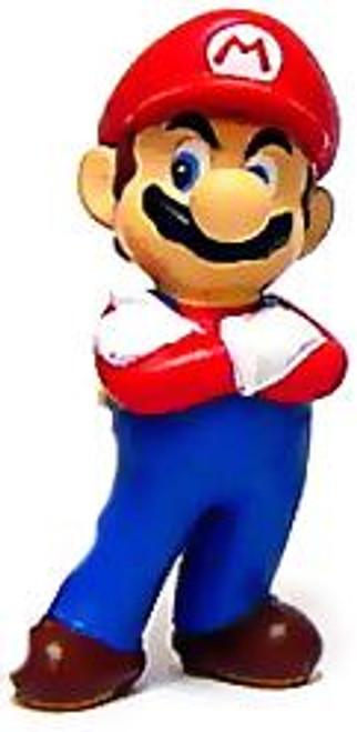 New Super Mario Bros Wii Mario PVC Figure