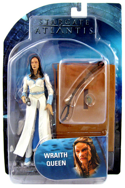 Stargate Atlantis Series 2 Wraith Queen Action Figure