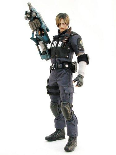 Resident Evil 4 Video Game Masterpiece Leon S. Kennedy 1/6 Collectible Figure [R.P.D. Version]